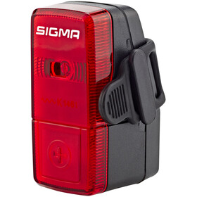 SIGMA SPORT Cubic Bike Light red/black